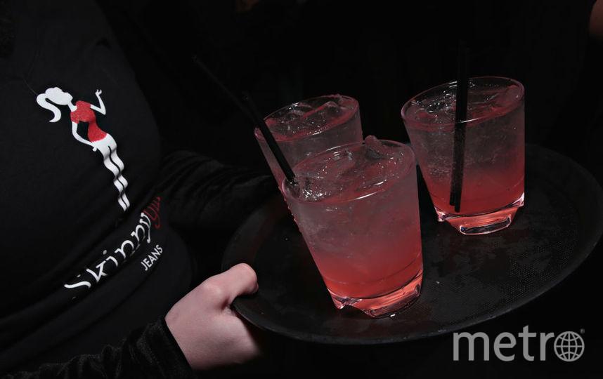 В Петербурге могут продлить время продажи алкоголя на час. Фото Getty