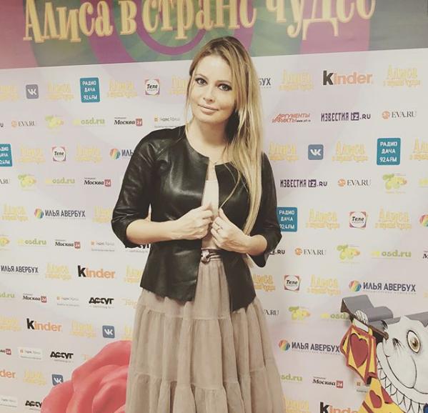 Дана Борисова. Фото Скриншот Instagram: danaborisova_official