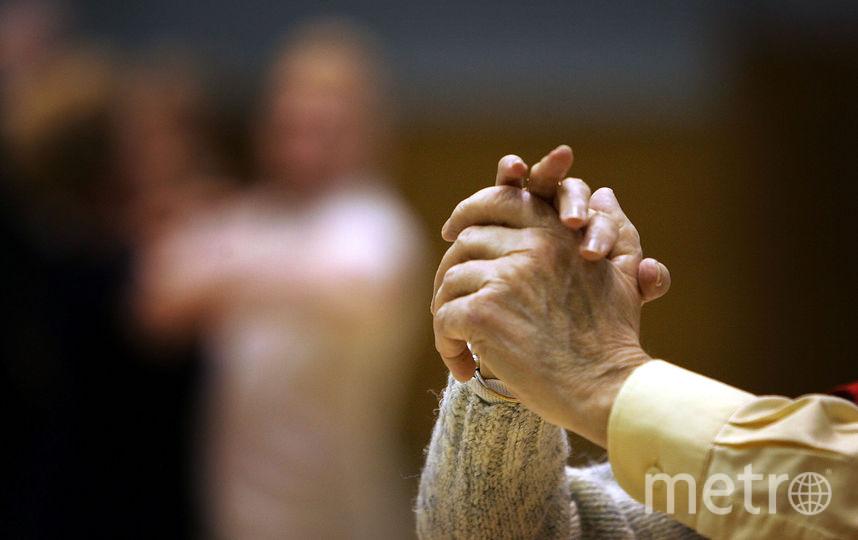 Пенсионерка. Фото Getty