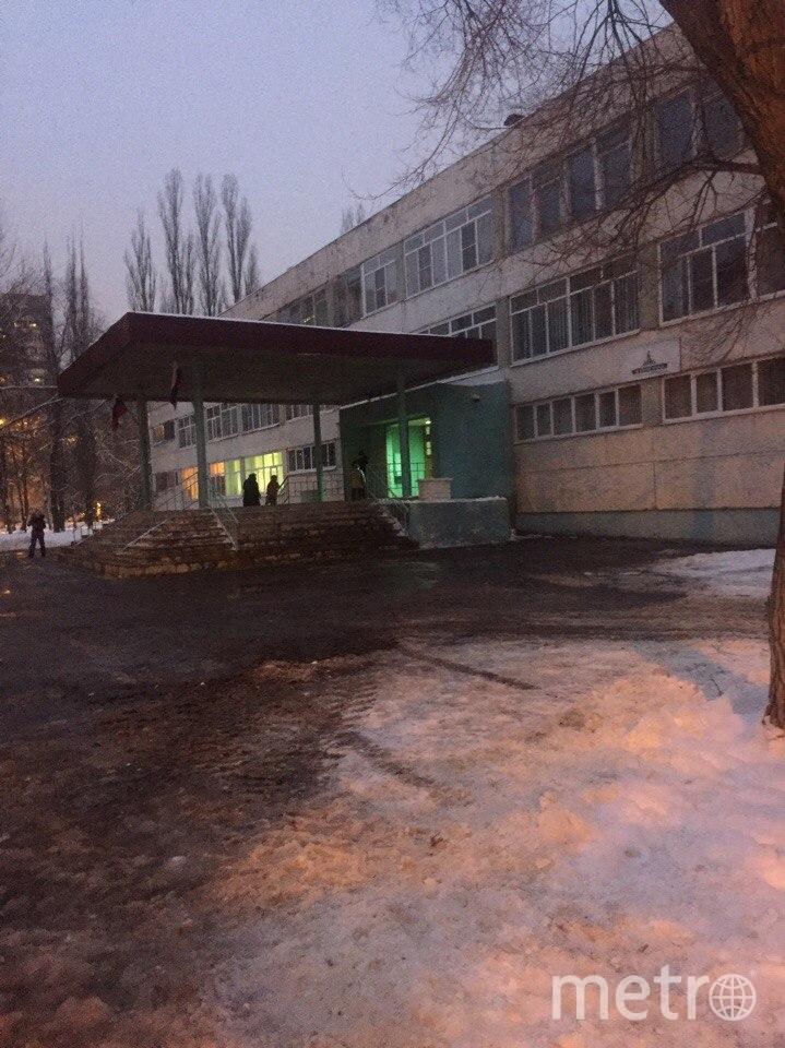 Школа, в которой учился Роман. Фото предоставлено Юлией Холодковой.