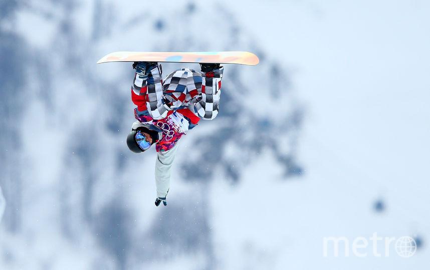 Никита Автанеев уже участвовал в Олимпиаде в 2014 году. Фото Getty
