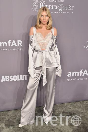 amfAR Gala-2018 в Нью-Йорке. Эльза Хоск. Фото Getty
