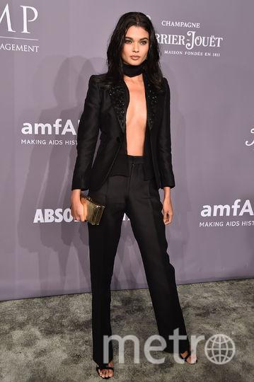 amfAR Gala-2018 в Нью-Йорке. Даниэла Брага. Фото Getty