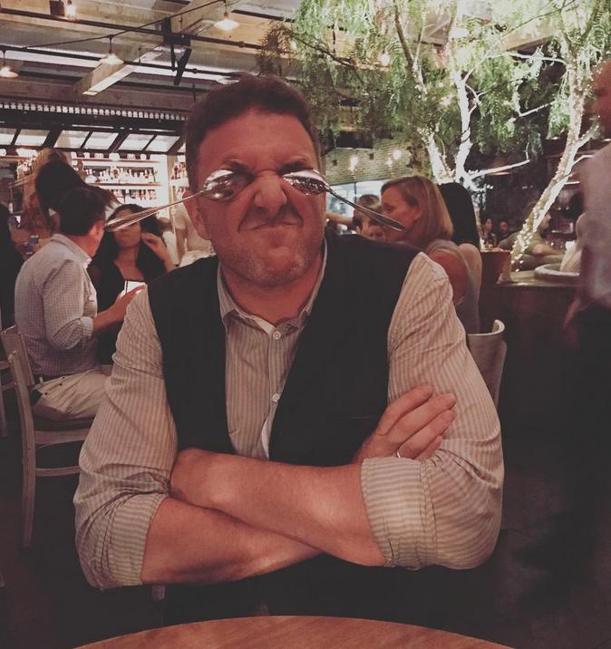 Максим Виторган. Фото Скриншот/Instagram: xenia_sobchak