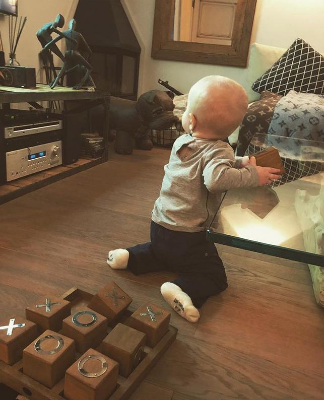 Сын Ксении - Платон. Фото Скриншот/Instagram: xenia_sobchak