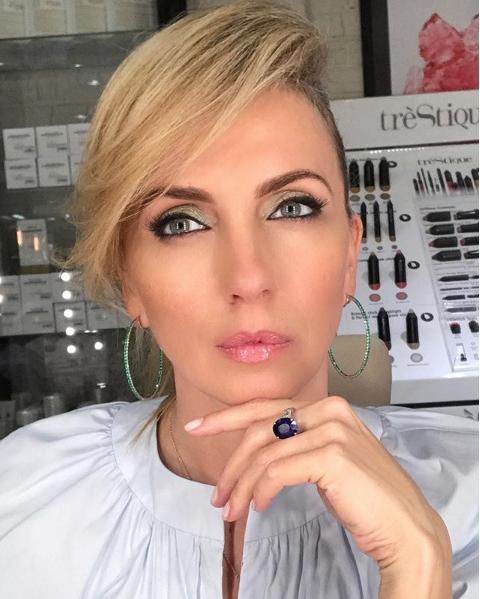 Светлана Бондарчук. Фото Скриншот Instagram: a030aa