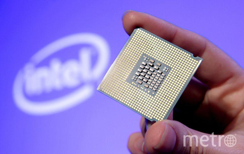 Intel. Фото Getty