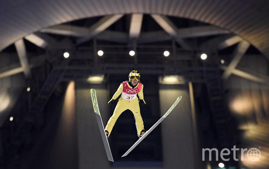 Японский прыгун на лыжах с трамплина Нориаки Касаи. Фото Getty