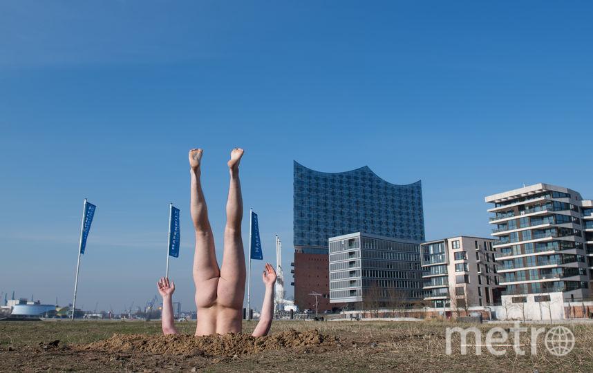 Андрей Кузькин родился в Москве в 1979 году. Фото AFP