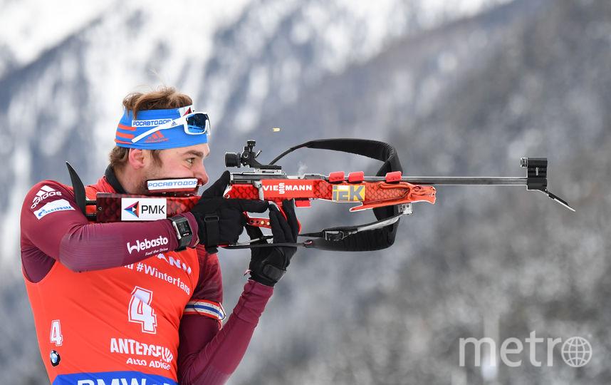 Антон Шипулин мимо Олимпиады. Фото AFP
