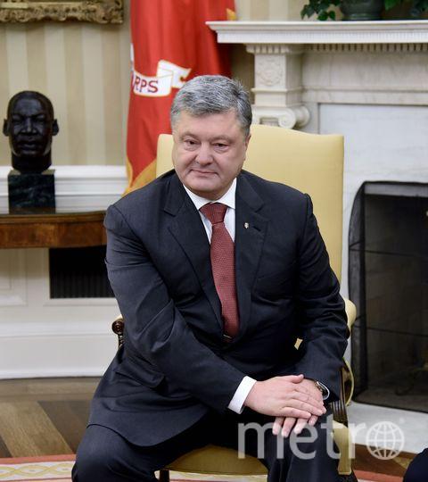 Петр Порошенко. Фото архив, Getty