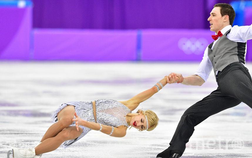 Немцы Алёна Савченко и Бруно Массо. Фото AFP