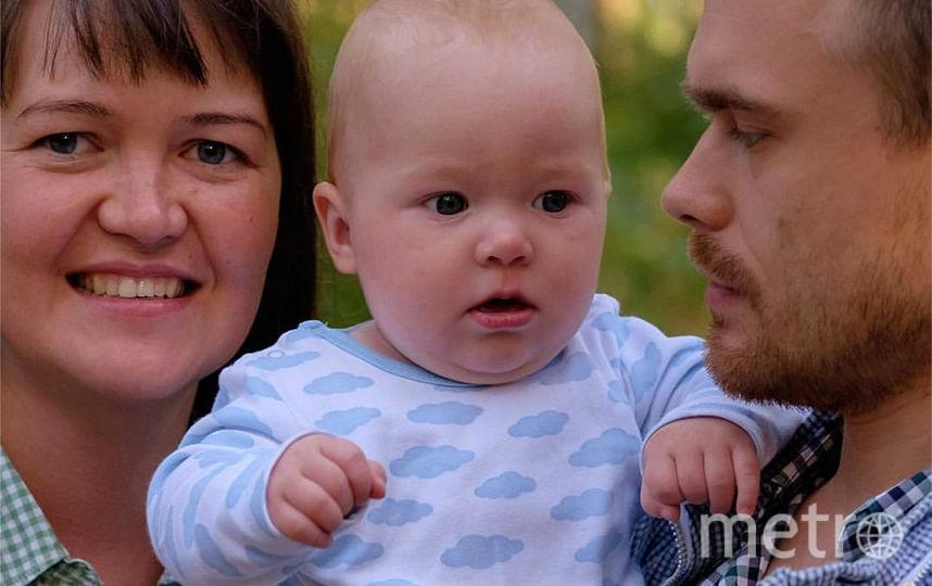 Анна, Алексей и Роман Алексеевич: на Масленицу всегда печем блины.