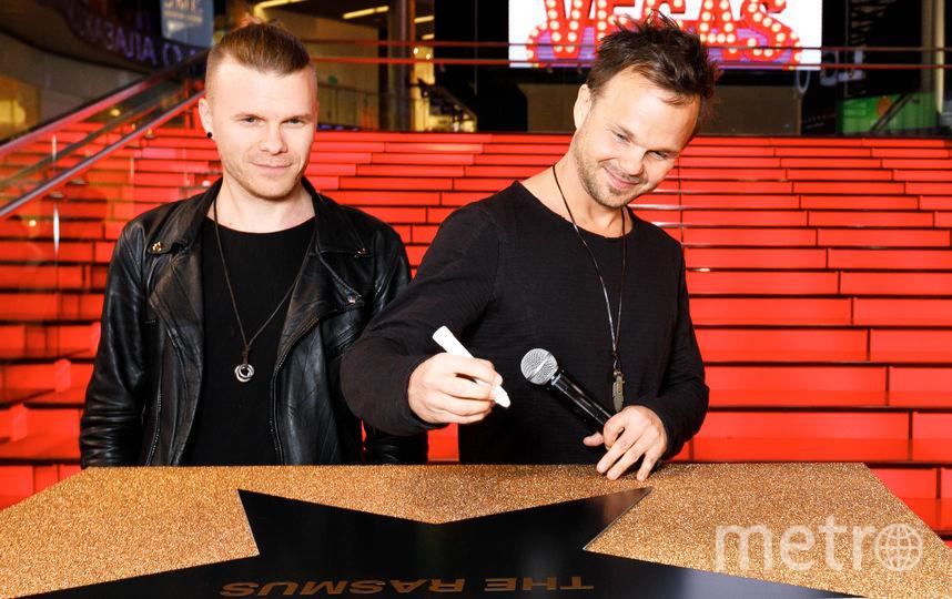 Лаури и Аки из Rasmus. Фото предоставлено tci