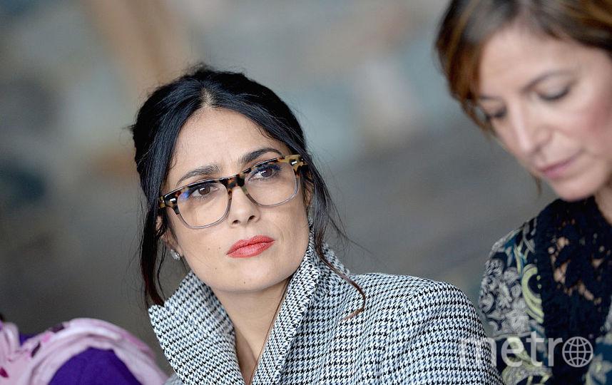 Актриса Сальма Хайек. Фото Getty