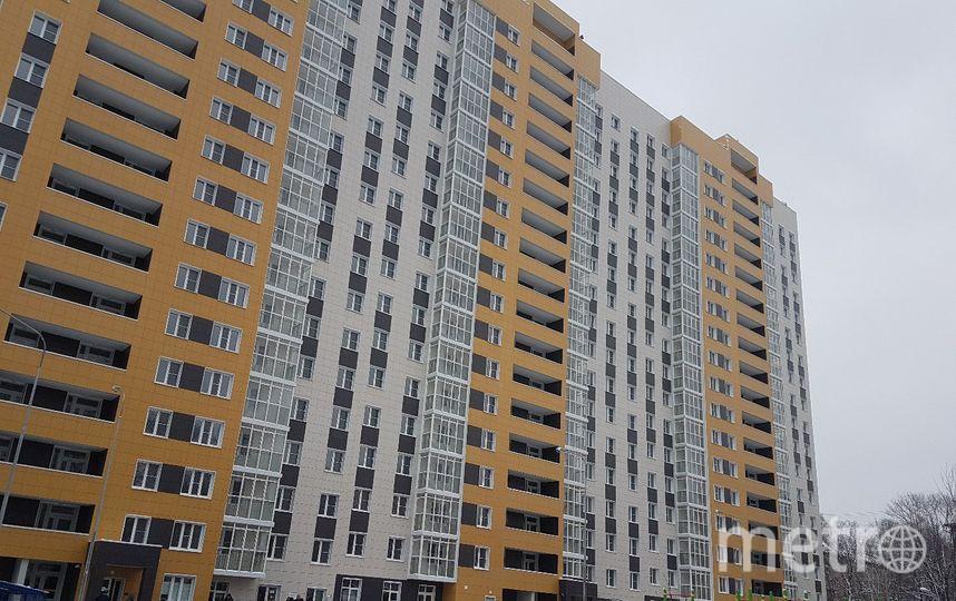 Первый дом по программе реновации находится на 5-й Парковой улице. Фото Василий Кузьмичёнок