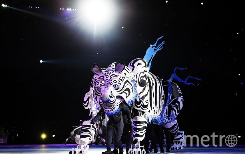 Церемония открытия Олимпиады. Фото Getty