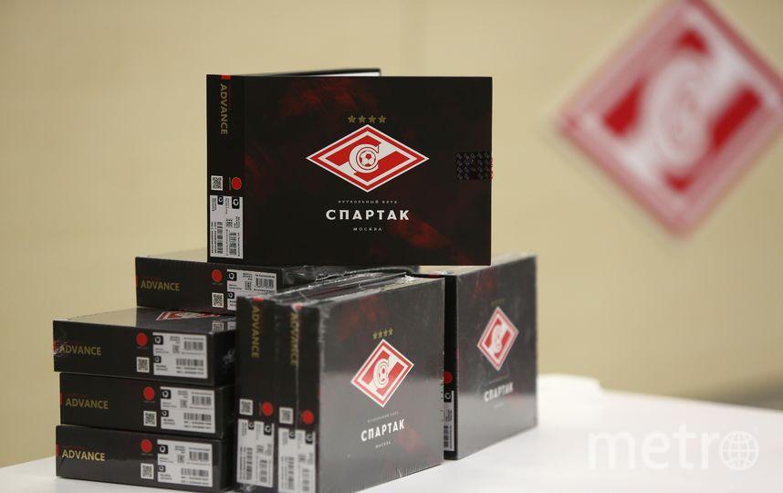 Состоялась презентация первого смартфона для болельщиков красно-белых BQ Advance Spartak Edition.