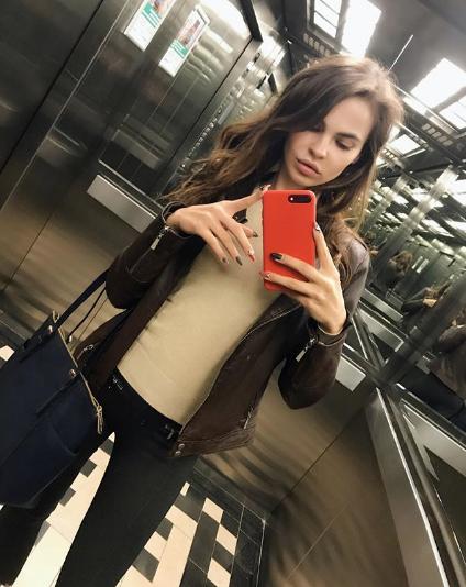 Модель Настя Рыбка. Фото https://www.instagram.com/nastya_rybka.ru/