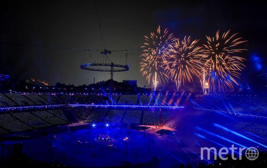 Игры в Корее официально стартовали. Фото AFP