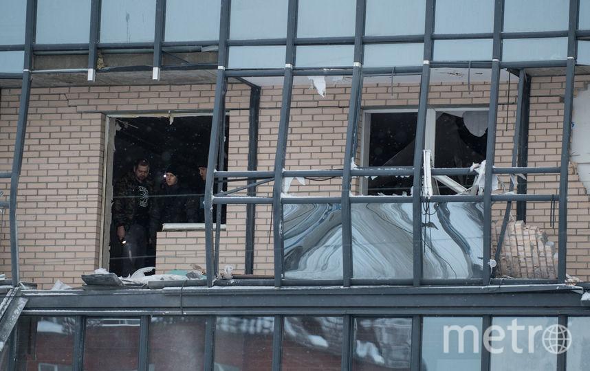 """На месте взрыва. Фото Святослав Акимов, """"Metro"""""""