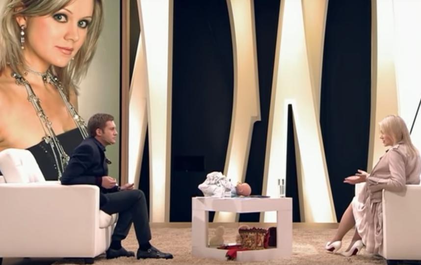 Натали и Борис Корчевников. Фото Скриншот Youtube