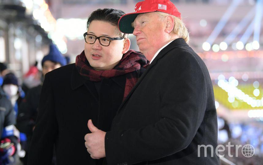 Церемония открытия Зимних Олимпийских игр-2018. Фото AFP