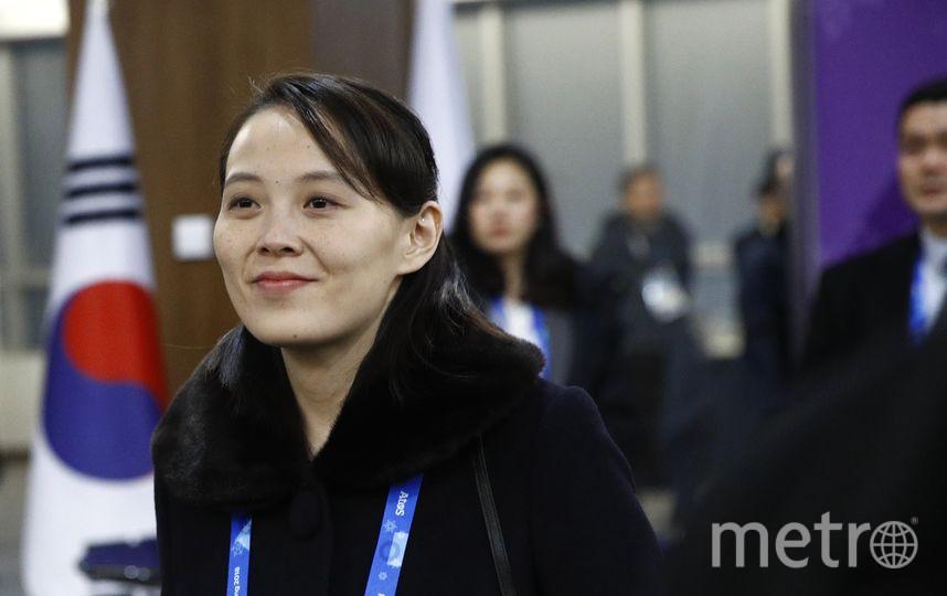 Сестра Ким Чен Ына. Фото Getty