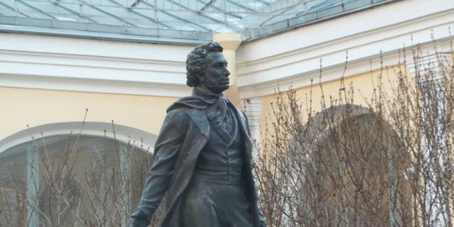 Квартира-музей Пушкина.