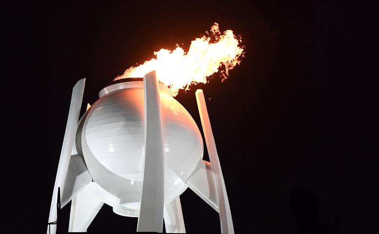 Церемония открытия Олимпийских игр. Фото Getty