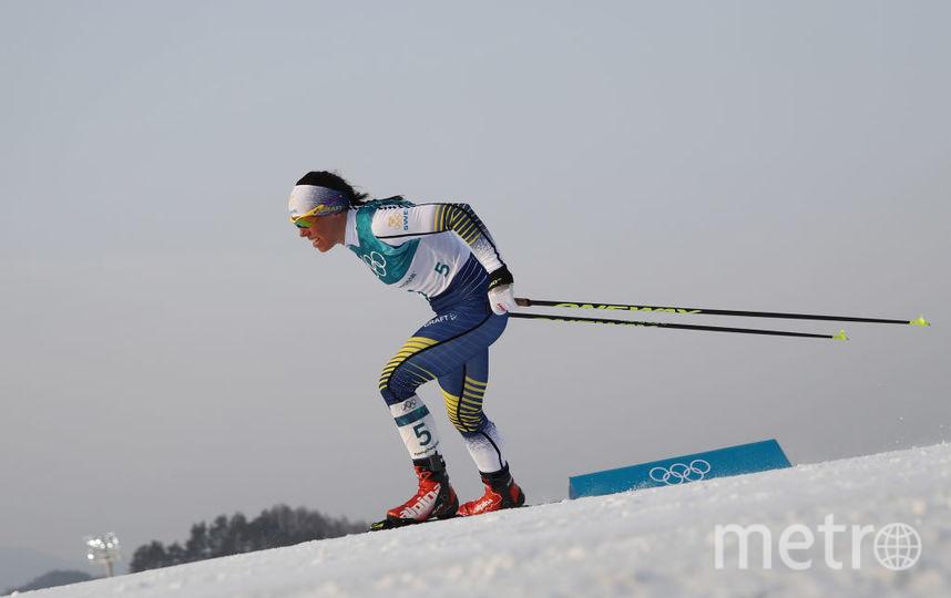 Скиатлон, Олимпийские игры - 2018. Фото Getty