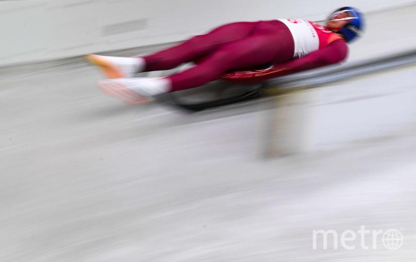 В санях у мужчин шансы на медаль остались только у Романа Репилова. Фото AFP