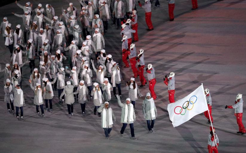 """МОК подтвердил """"чистоту"""" российских спортсменов. Фото Getty"""