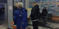 Опубликованы видео из аэропорта Орска, куда направлялся Ан-148