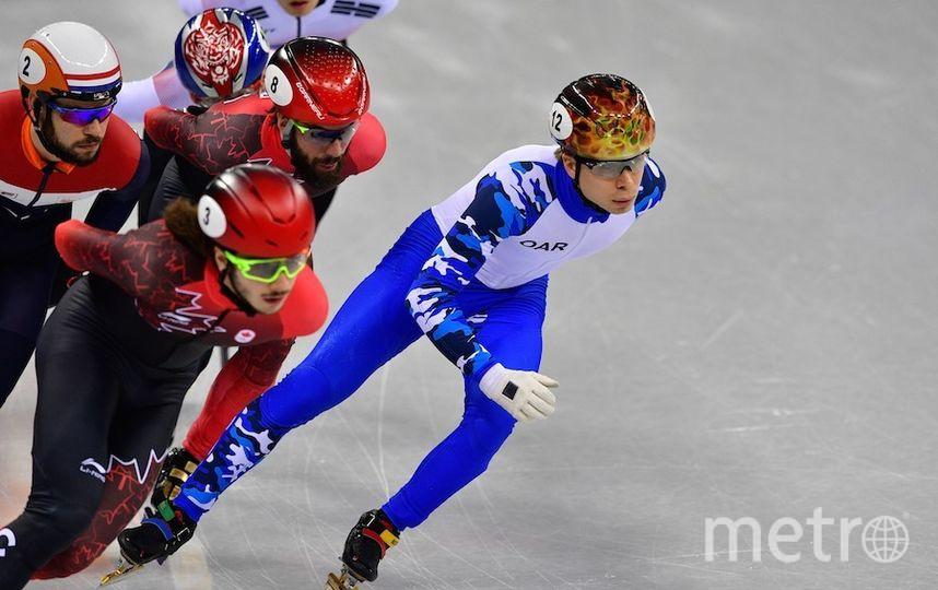 Елистратов ещё поборется за медали на дистанциях 500 и 1000 м. Фото AFP