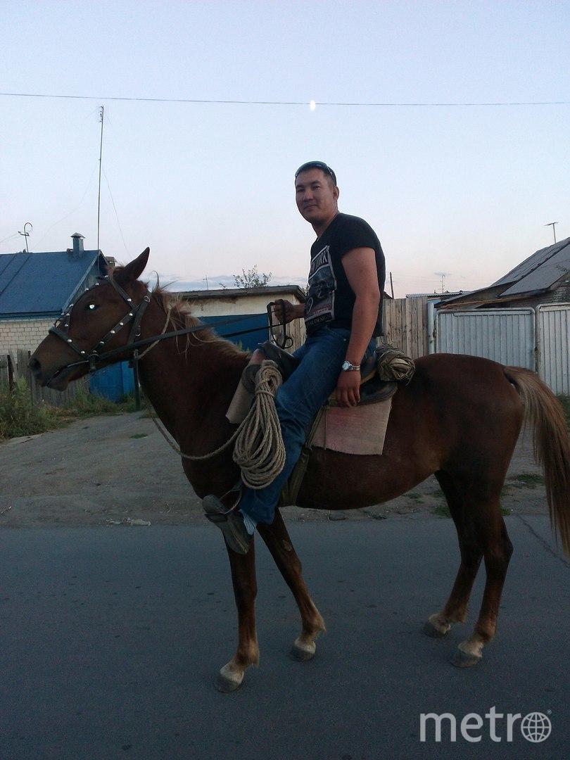 Тамерлан Акназаров. Фото Соцсети