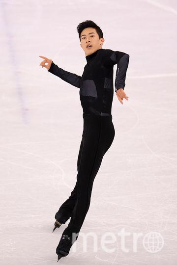 Натан Чен. Фото Getty