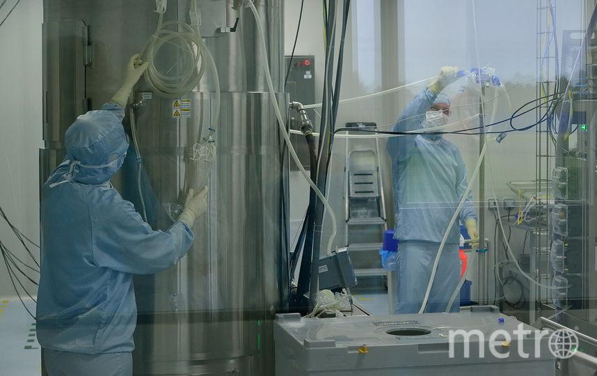 Основная работа ведётся в лабораториях. Фото предоставлено biocad