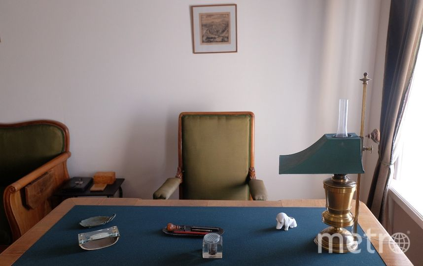 Все фото из архива музея-квартиры Блока.