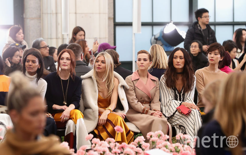 Неделя моды в Нью-Йорке собрала звезд. Фото Getty