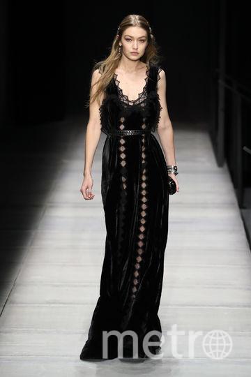 Неделя моды в Нью-Йорке собрала звезд. Джиджи Хадид уступала Ирине Шейк. Фото Getty