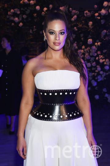 Неделя моды в Нью-Йорке собрала звезд. Эшли Грэм собрала восхищенные отклики. Фото Getty