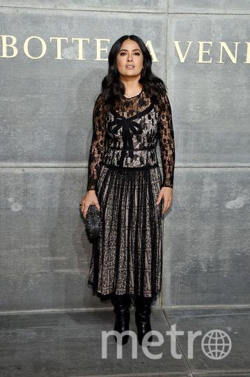 Салма Хайек. Фото Getty