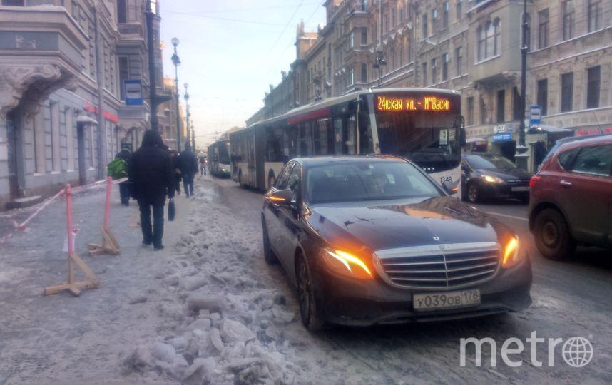 Сосульки в Петербурге. Фото Мельникова ИринаАлександровна