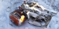 Опубликовано фото одного из найденных бортовых самописцев Ан-148