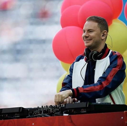 DJ Smash. Фото www.instagram.com/djsmash