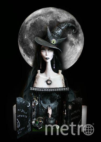 Ведьма. Фото предоставила Дарья Махсумова