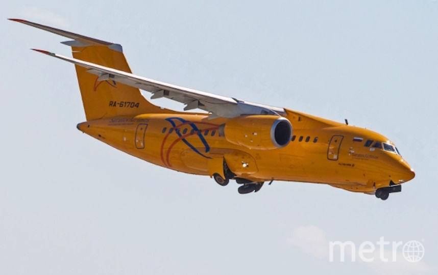 Ан-148, архивное фото. Фото РИА Новости