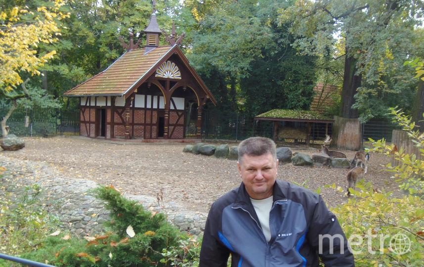 Анатолий Колодяжный, 51 год, предприниматель. Фото Фото из личного архива.