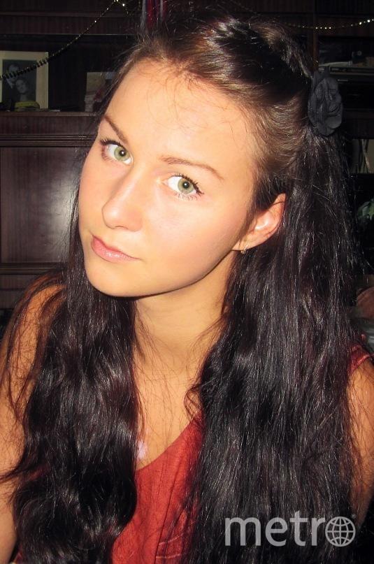 """Екатерина Бойкова, 22 года, кадровая служащая завода """"Арсенал"""". Фото Фото из личного архива."""